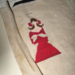 Red Ladies   Cross Stitch