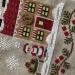 Mrs. Claus's Cookie Shop | Cross Stitch